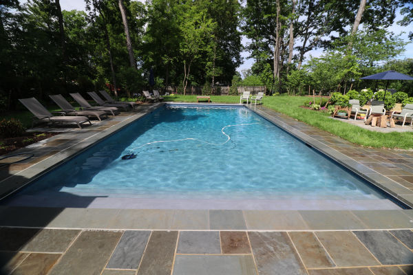 Psc pools northern virginia pool service for Pool design northern virginia