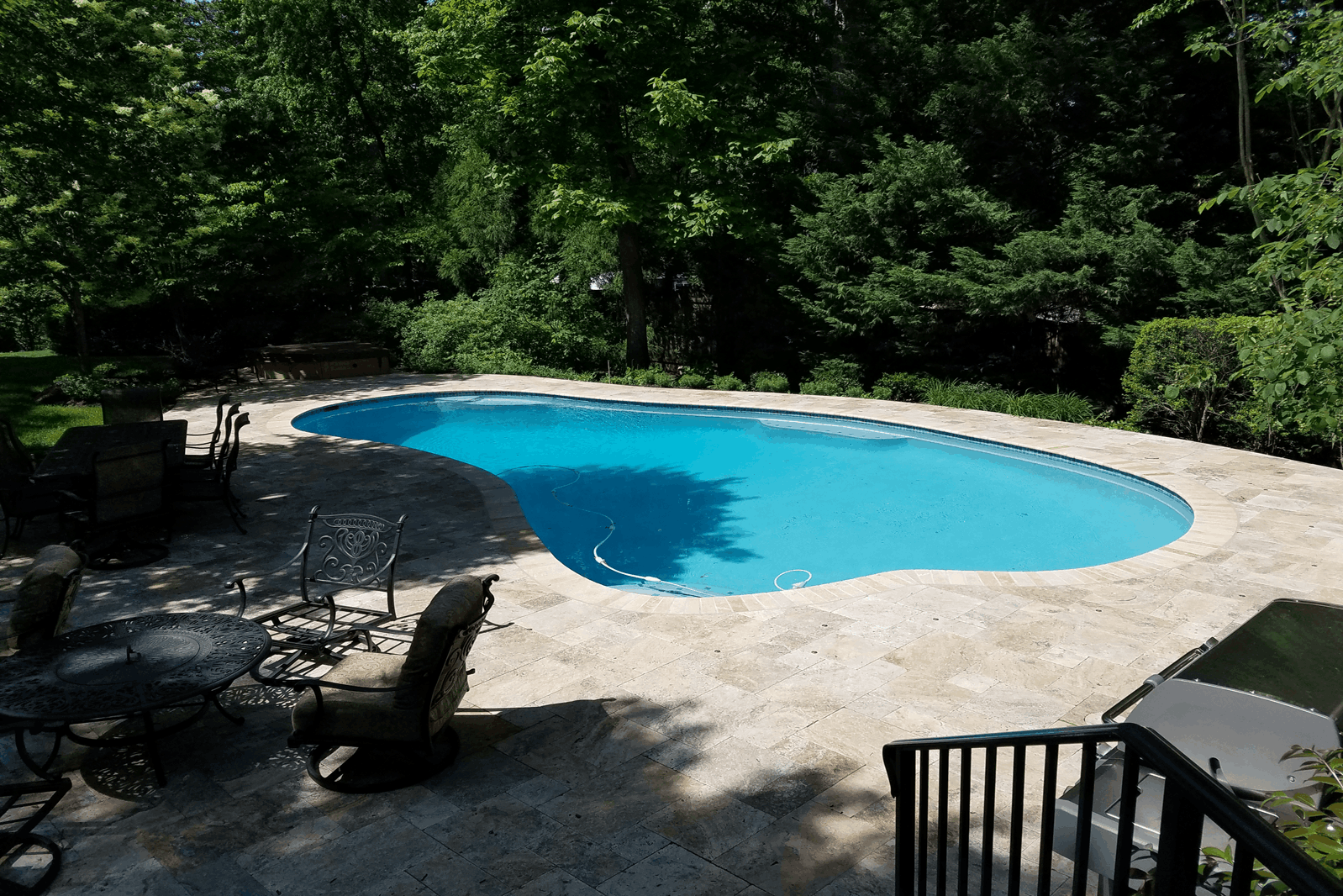 Swimming Pool Design And Construction Nova Psc Pools